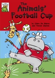 The Animals' Football Cup, Paperback