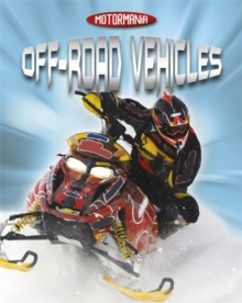 Off-Road Vehicles, Hardback