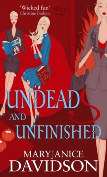 Undead and Unfinished, Paperback Book
