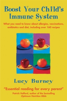Boost Your Child's Immune System, Paperback Book