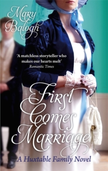 First Comes Marriage : A Huxtable Family Novel, Paperback Book