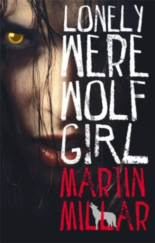 Lonely Werewolf Girl, Paperback Book