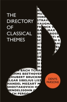 The Directory of Classical Themes, Paperback
