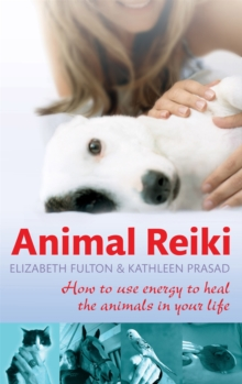 Animal Reiki : How to Use Energy to Heal the Animals in Your Life, Paperback Book