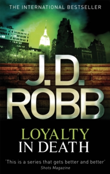 Loyalty in Death, Paperback Book