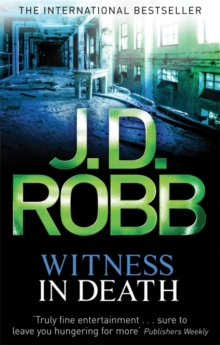 Witness in Death, Paperback Book
