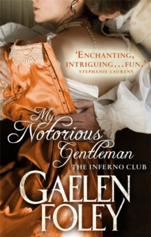 My Notorious Gentleman, Paperback Book