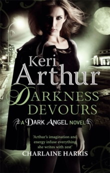 Darkness Devours, Paperback Book