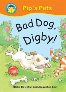 Bad Dog Digby!, Paperback Book