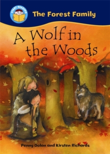 A Wolf in the Woods, Paperback