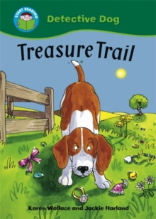 Treasure Trail, Paperback Book