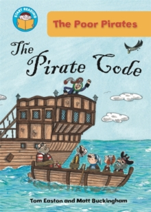 The Pirate Code, Paperback Book