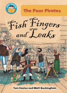 Fish Fingers and Leaks, Paperback Book