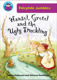 Hansel & Gretel and the Ugly Duckling, Paperback