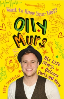 Olly Murs, Paperback Book