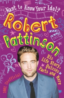 Robert Pattinson, Paperback Book