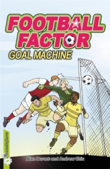 Goal Machine, Paperback Book