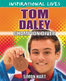 Tom Daley : Champion Diver, Hardback Book