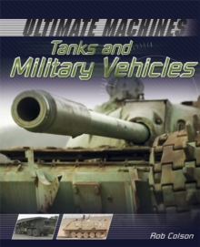 Tanks and Military Vehicles, Paperback