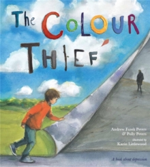 The Colour Thief : A Family's Story of Depression, Paperback