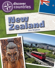 New Zealand, Paperback Book