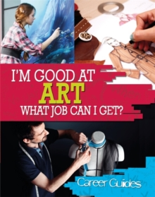 Art What Job Can I Get?, Paperback