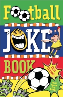 Football Joke Book, Paperback