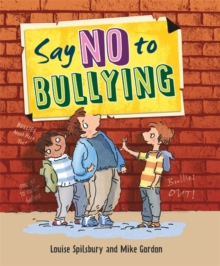 Say No to Bullying, Paperback