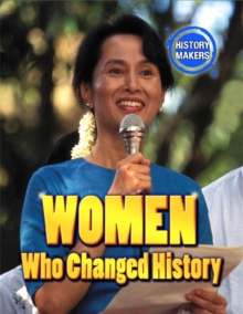 Women Who Changed History, Paperback