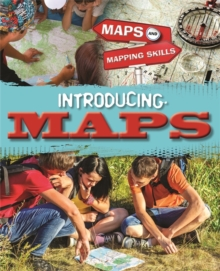 Introducing Maps, Paperback Book