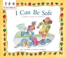 Safety: I Can be Safe, Paperback Book