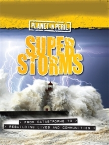Super Storms, Paperback Book