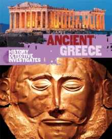 The History Detective Investigates: Ancient Greece, Paperback