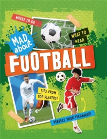 Mad About Football, Paperback
