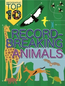 Record-Breaking Animals, Paperback Book