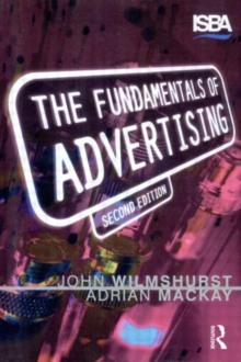 The Fundamentals of Advertising, Paperback Book