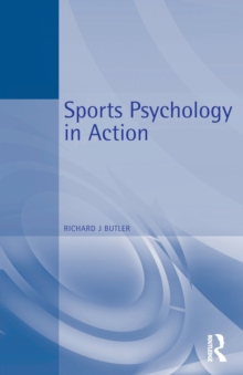 Sports Psychology in Action, Paperback Book