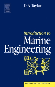 Introduction to Marine Engineering, Paperback Book