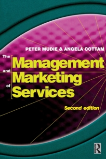 The Management and Marketing of Services, Paperback Book