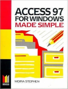Access 97 for Windows Made Simple, Paperback