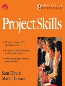 Project Skills, Paperback