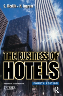 The Business of Hotels, Paperback
