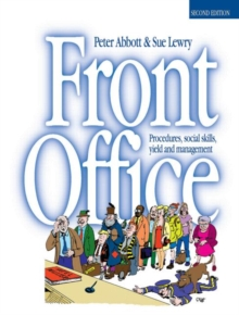 Front Office : Procedures, Social Skills and Management, Paperback