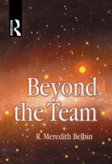 Beyond the Team, Hardback Book