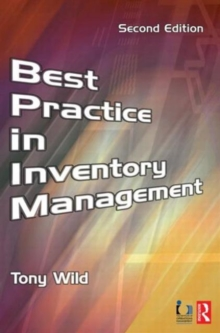 Best Practice in Inventory Management, Paperback