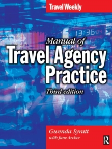 Manual of Travel Agency Practice, Paperback