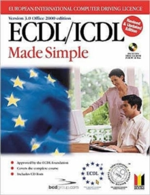 ECDL/ICDL 3.0 Made Simple (Office 2000 Edition), Paperback