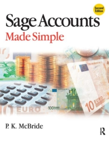 Sage Accounts Made Simple, Paperback Book