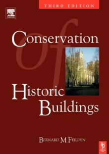 Conservation of Historic Buildings, Paperback