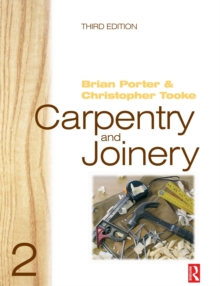 Carpentry and Joinery : Volume 2, Paperback
